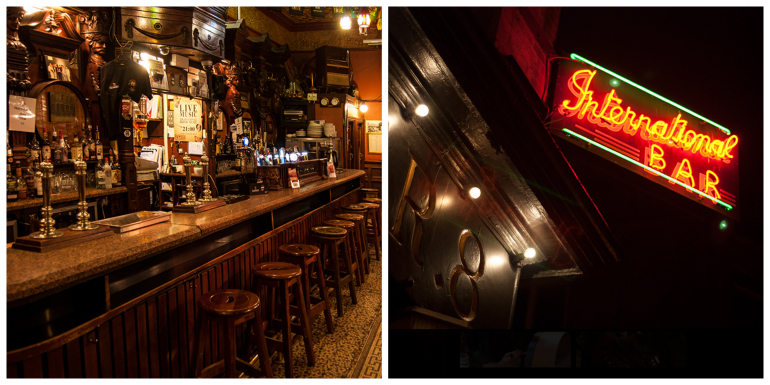 international-bar 12 pubs Dublin