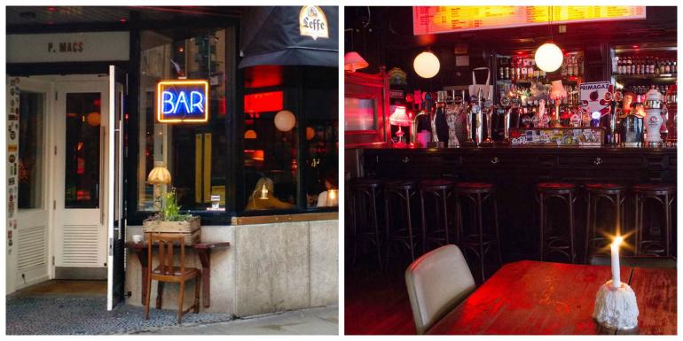 p-macs 12 pubs Dublin