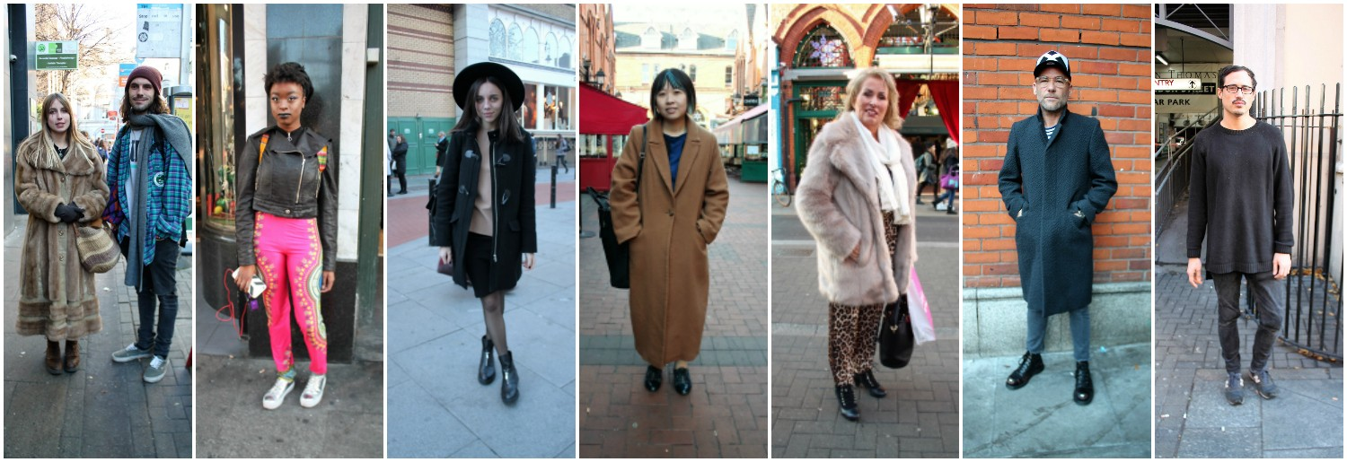 November Street Style in #DublinTown