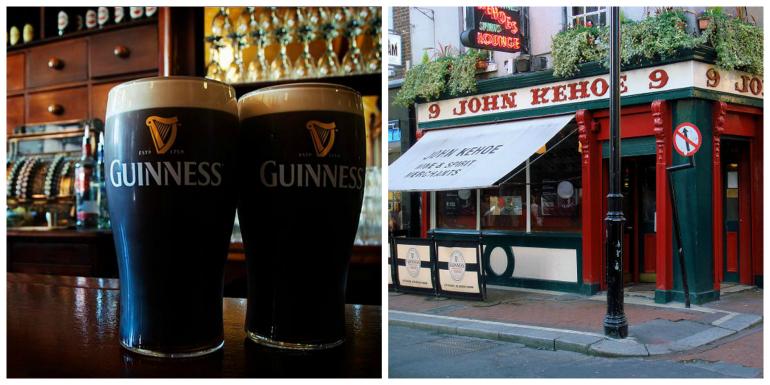 kehoes 12 pubs Dublin