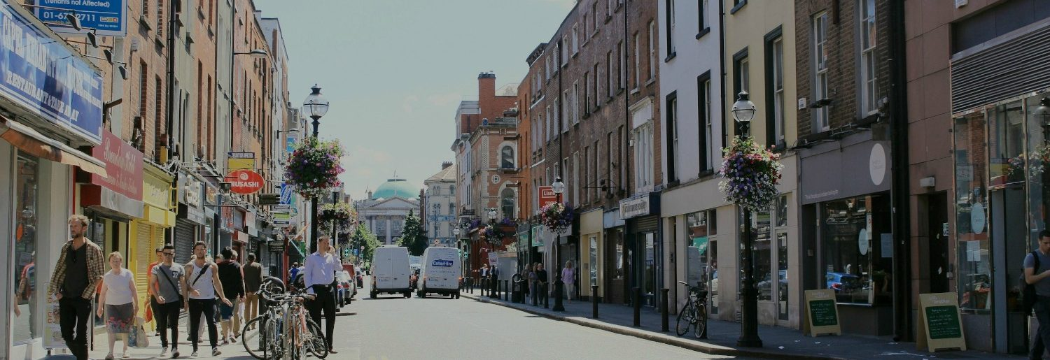 Where to eat on Capel Street!