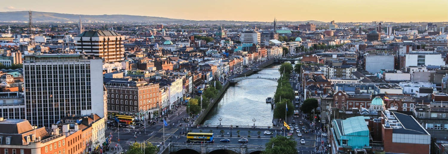 Dublin is a great city and getting greater