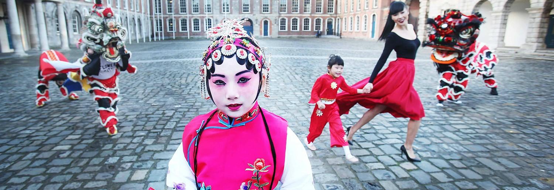 FESTIVAL DE AÑO NUEVO CHINO 2017 DUBLIN