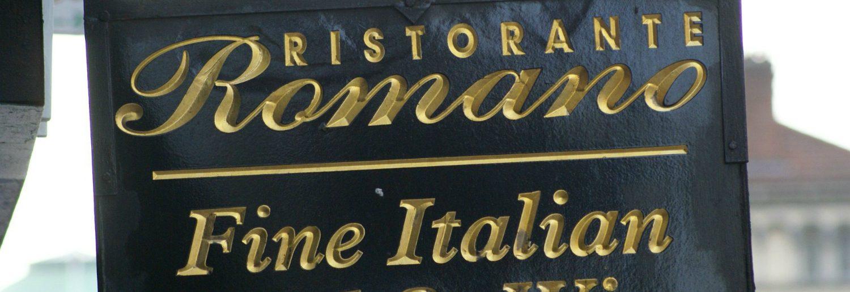 Ristorante Romano Italian Restaurant