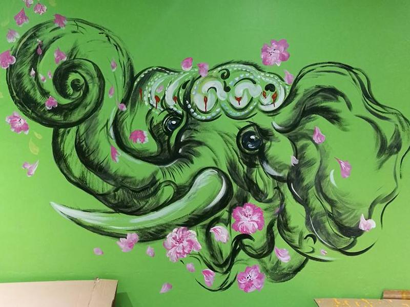 Arte chino en Dublin
