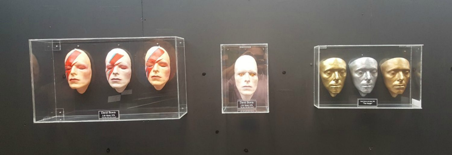 Bowie Exhibition