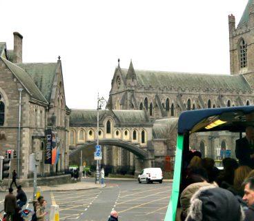 Do Dublin bus tour