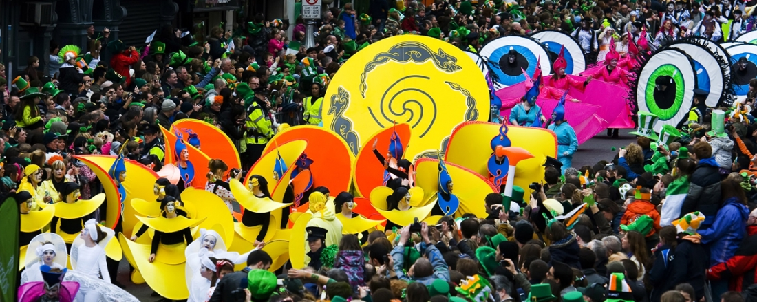 Things to Do in Dublin for St Patrick's Weekend 2019