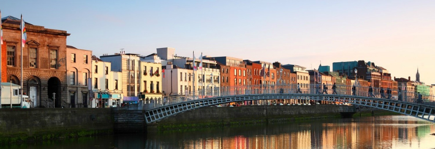 TGIF! What's the craic in Dublin this weekend?