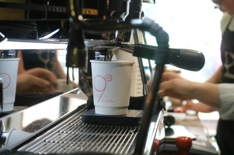 9th Degree Coffee Roasters