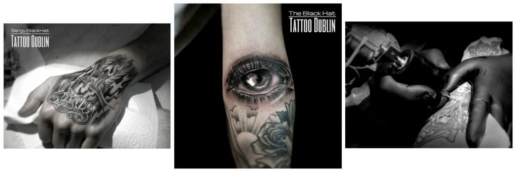 Not only are they super talented tattoo artists the team for Best tattoo shop dublin