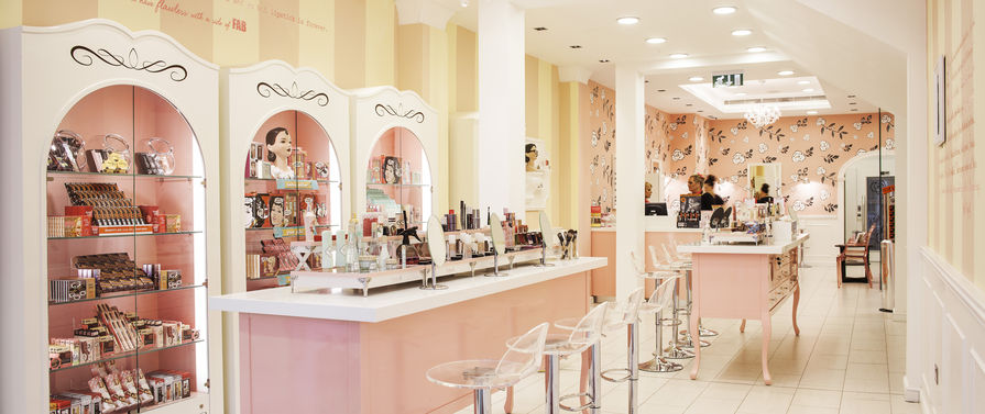 Benefit Cosmetics Dublin