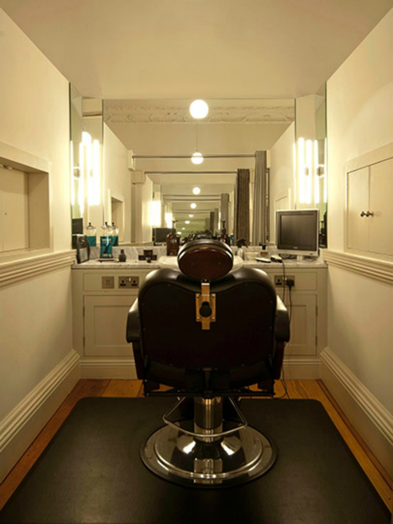 Buzzing barbers only in dublintown dublin fashion festival for A cut above grooming salon