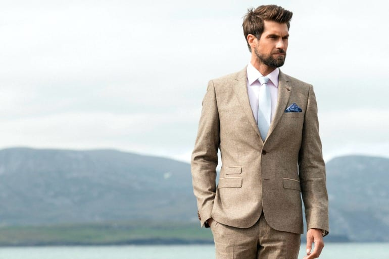 Magee 1866; Timeless Wedding Suits For Grooms And Groomsmen ...