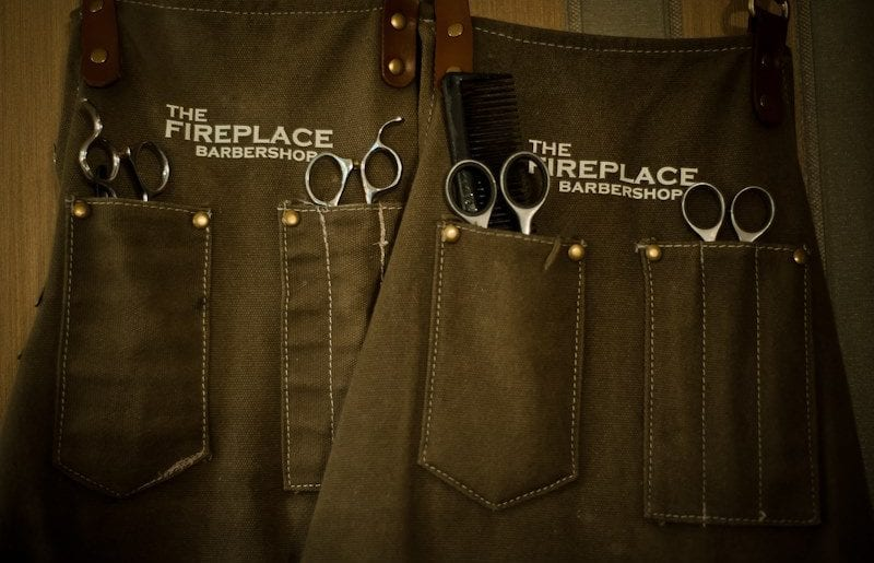 The Fireplace Barbershop