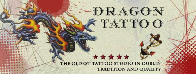 Unique to dublin the talbot district for Best tattoo shop dublin