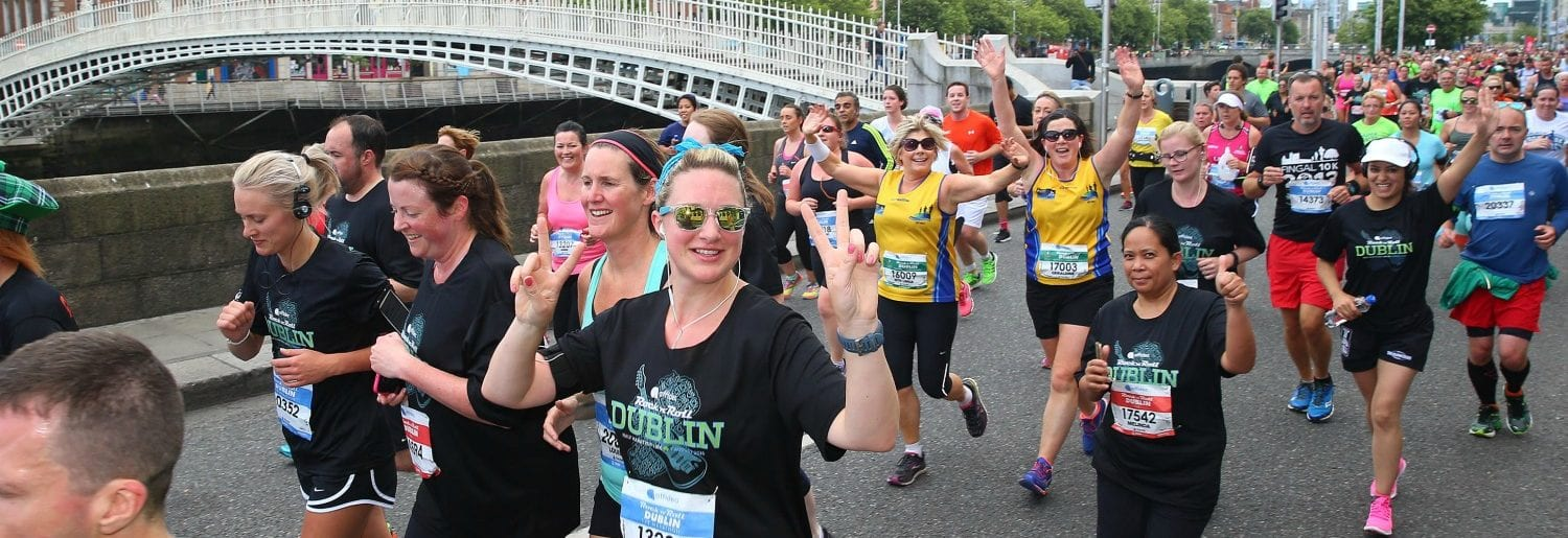 5th annual Affidea Rock 'n' Roll Dublin Half Marathon