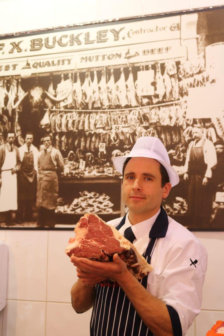FX Buckley's Butchers Talbot Street