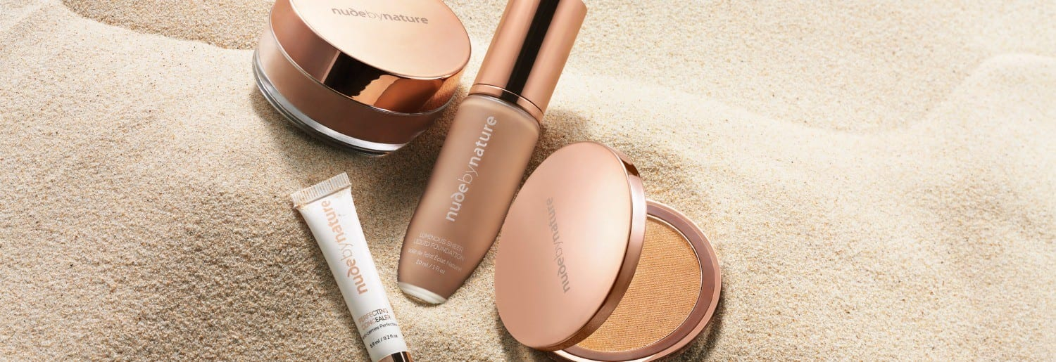 NUDE BY NATURE BRINGS ITS AUSTRALIAN 'GOOD FOR YOU' GLOW TO DEBENHAMS' BEAUTY HALLS