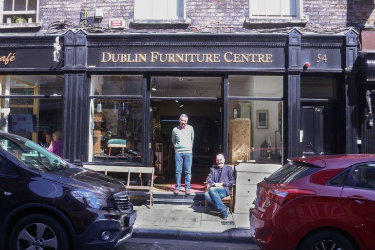 #UniqueToDublin. Customers Into Dublin Furniture ...