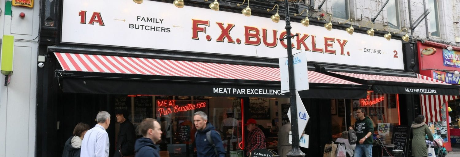FX Buckley Butchers Talbot Street
