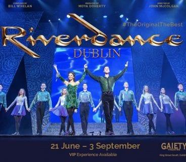 Riverdance Dublin