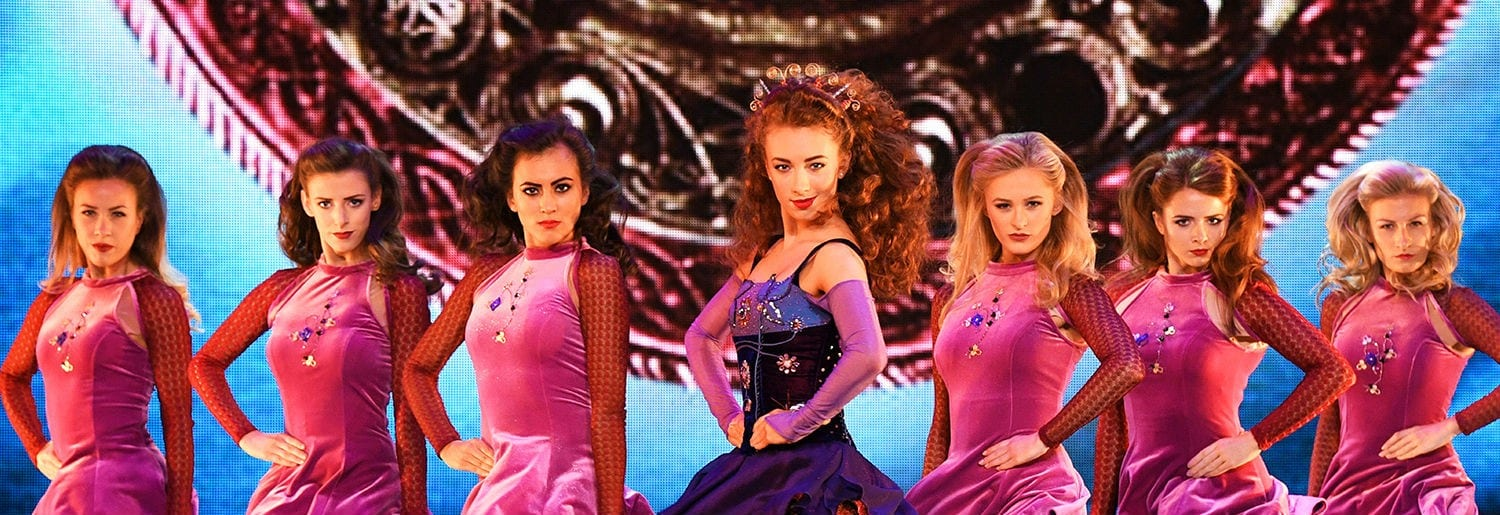Riverdance at Gaiety Theatre