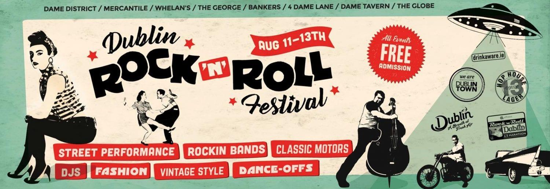 Dublin Rock n Roll Festival 2017