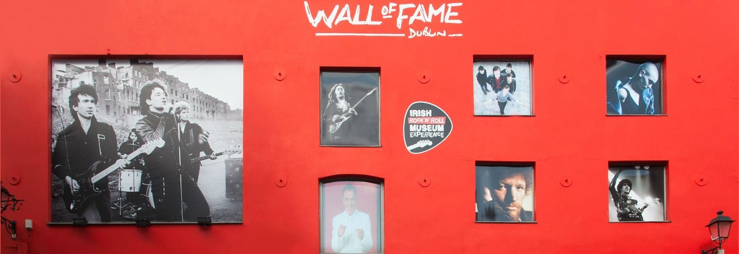 The Irish Rock N Roll Museum Experience
