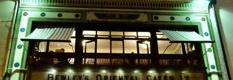 Bewley's Cafe Theatre BANG BANG