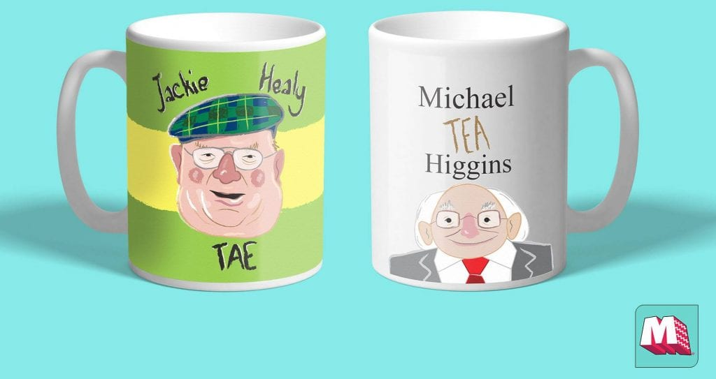 It is an Aladdin's Cave of quirky madness and home to the best and most unique  gifts you could possibly buy this Christmas. First up are these Irish mugs: - Unique And Quirky Christmas Gift Ideas - DublinTown