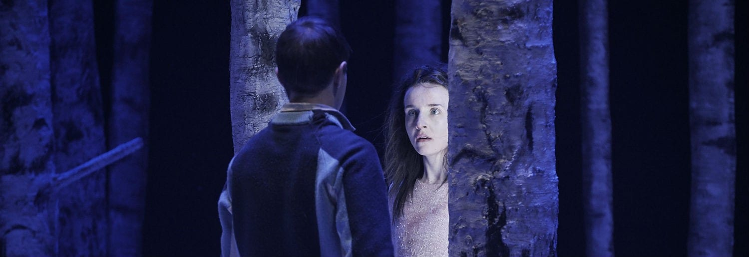 Let the Right One In at The Abbey Theatre