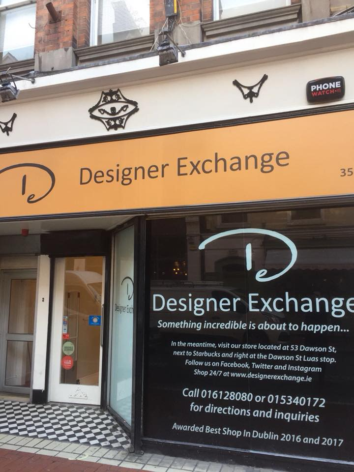 afd044b2056a THE ALL NEW DESIGNER EXCHANGE STORE OPENS THIS FRIDAY AT 10AM ...
