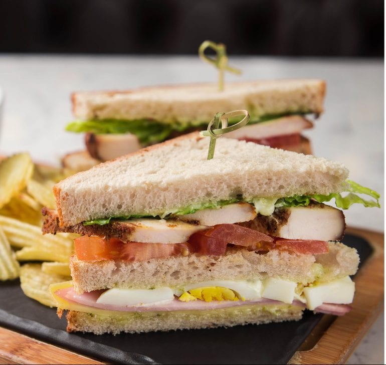 Delicious Lunch Options In Arnotts