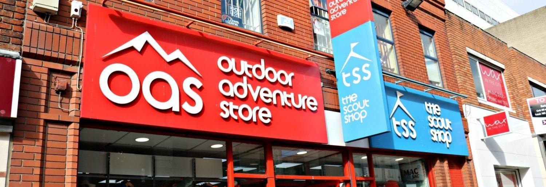 Outdoor Adventure Store