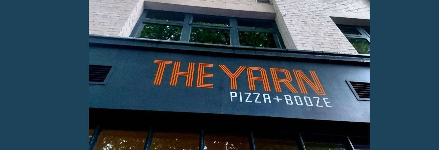 The Yarn – Pizza & Booze