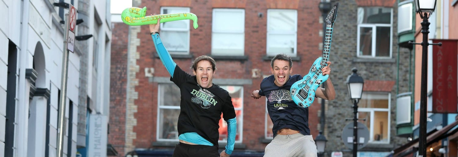 Affidea Rock 'n' Roll Dublin Half Marathon Launch