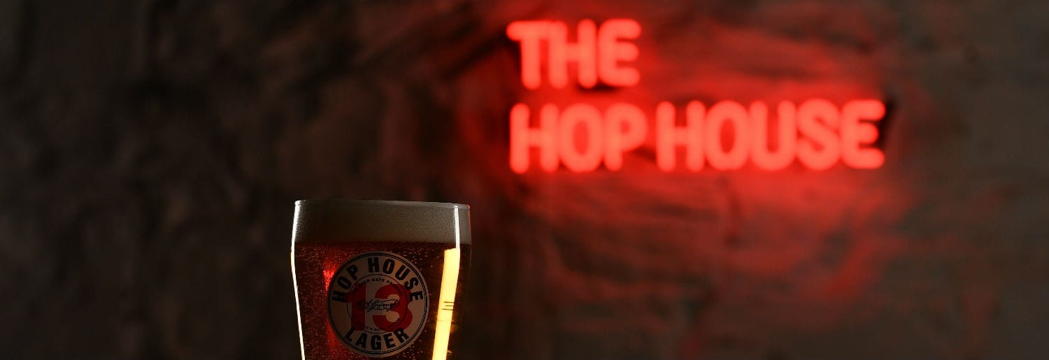 The Hop House Event at Wigwam Dublin