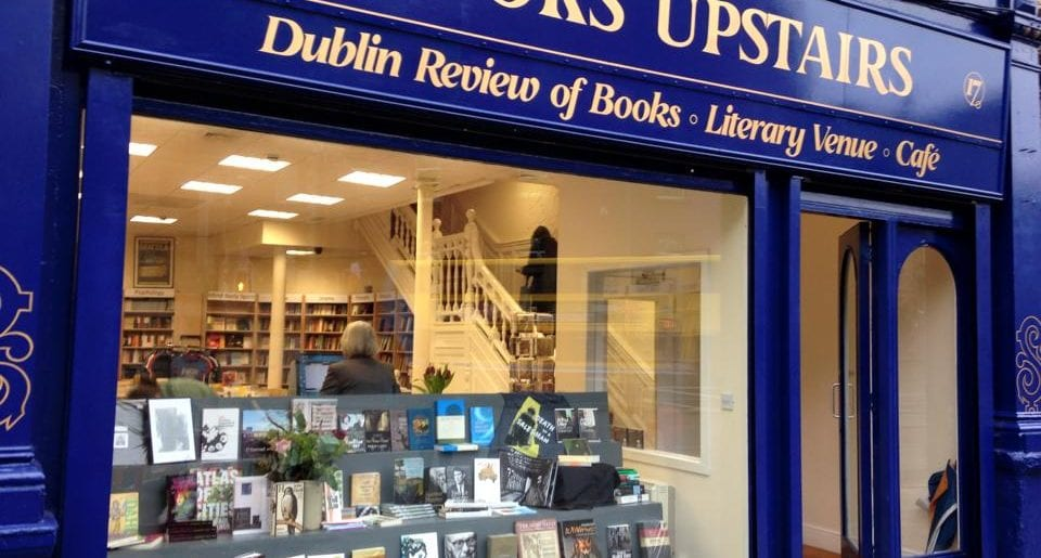May News & Events from Books Upstairs