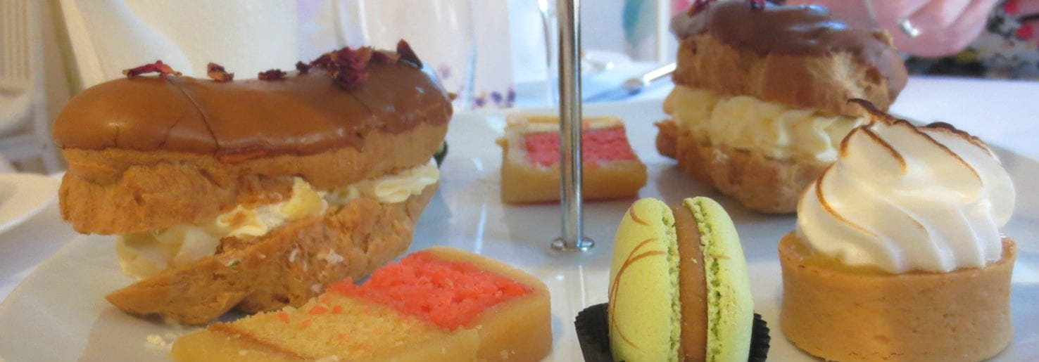 Celebrate Arnotts with a Scrumptious Afternoon Tea at 1843 Tearooms