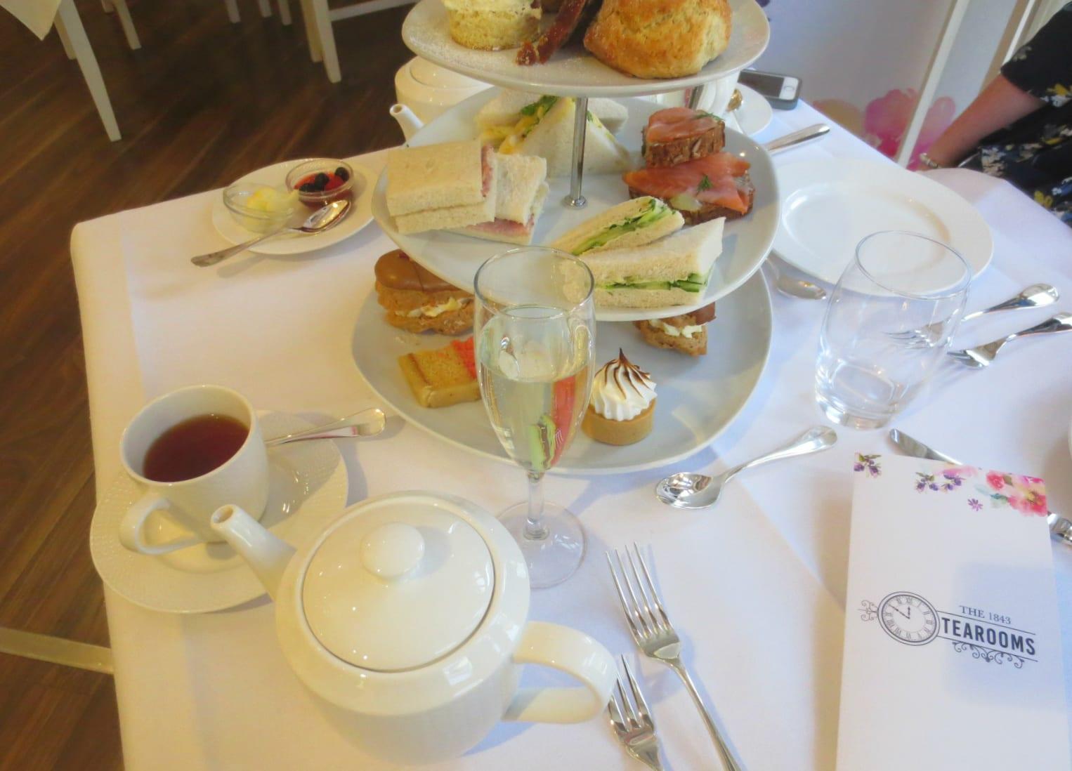 Arnotts 1843 Afternoon Tea DublinTown