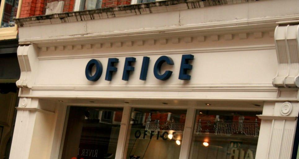 Office Shoes Dublin Grafton St 1