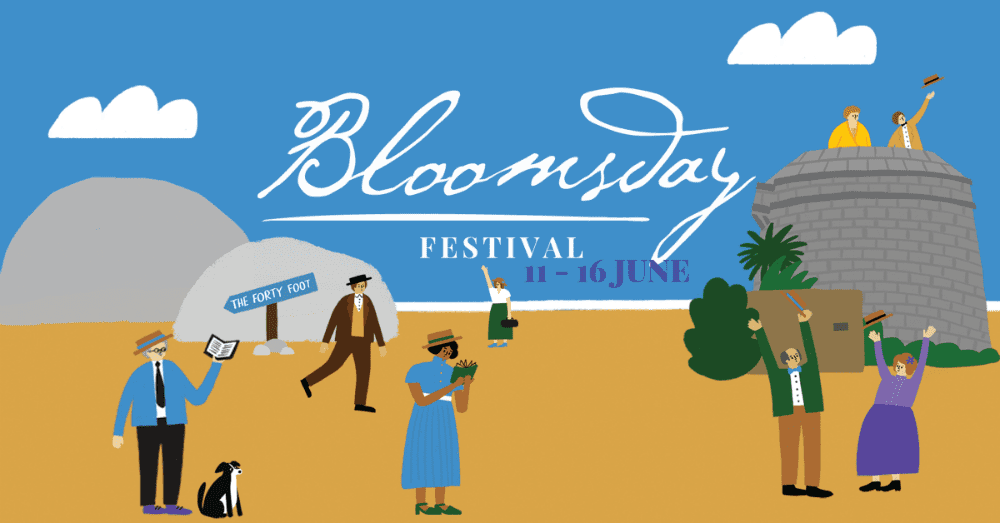 Dublin Town Bloomsday 2018-1