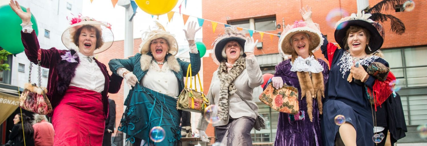 Bloomsday Festival Returns with a jam packed programme