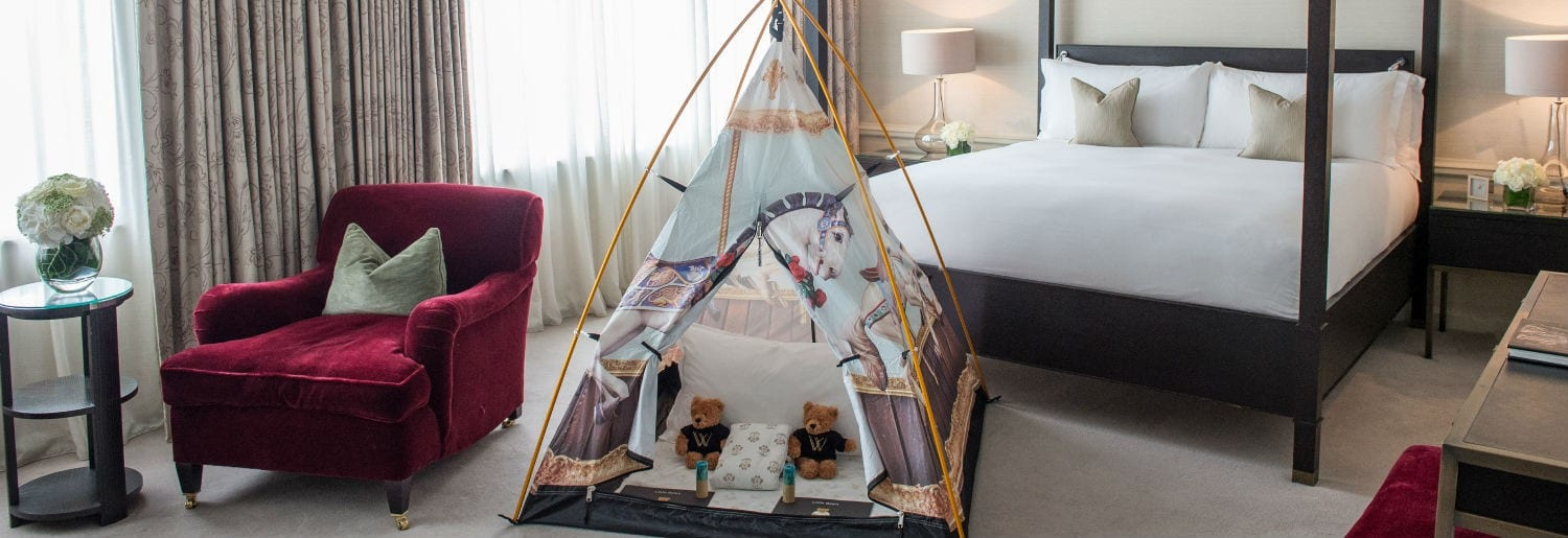 Unique Family Room Experience at The Westbury Hotel Dublin