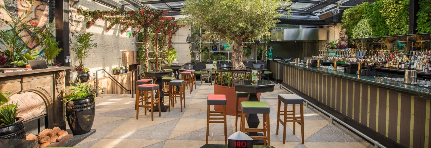A tour of The Mercantile Group venues