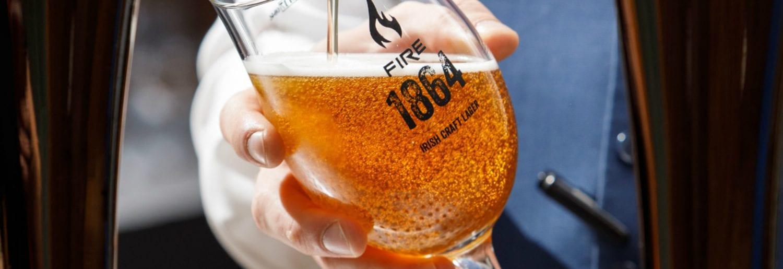 FIRE Restaurant Reveals Their Own New Craft Beer