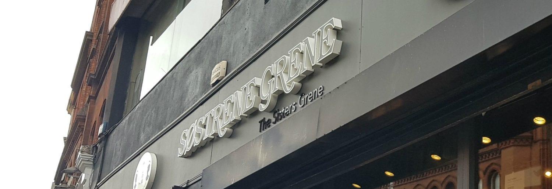 Søstrene Grene Open Iconic Georges Street Location Dublintown