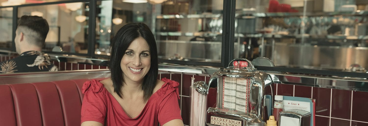 Lucy Kennedy Announced as New Eddie Rockets Brand Ambassador
