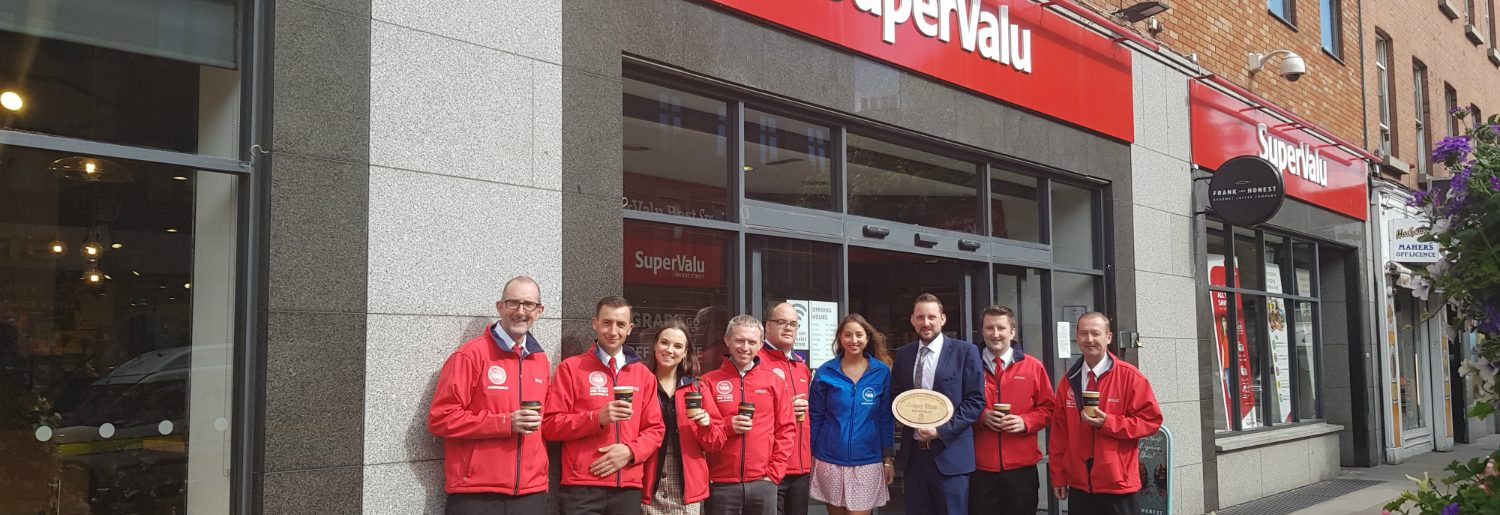 SuperValu Talbot Street Celebrates Fresh Tasty Food